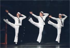 Fancy Free- One of Jerome Robbins' beloved ballets